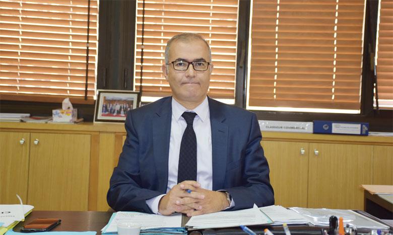 Khalid Benalla : «Nous détenons aujourd'hui une part significative de cette clientèle dans notre  portefeuille». Ph. Sradni