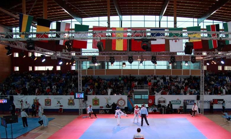 Tekwondo : 1.000 sportifs attendus au Tournoi d'Oujda