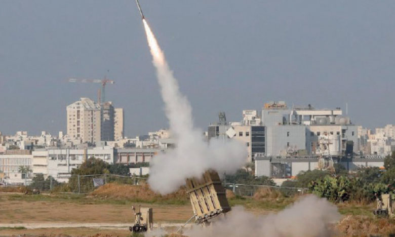 Dix-huit Palestiniens tués depuis mardi