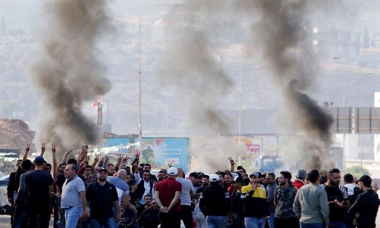 Le mouvement de contestation entend maintenir la pression pour obtenir un nouveau gouvernement composé de technocrates. Ph. AFP