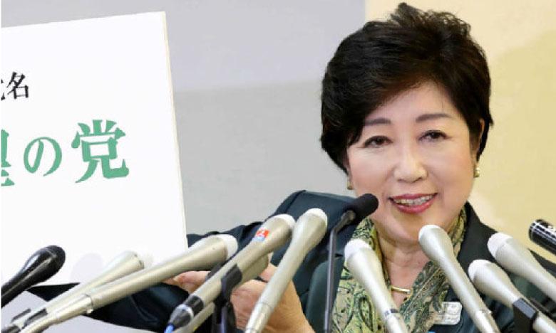 Tokyo élira son gouverneur avant les Jeux olympiques