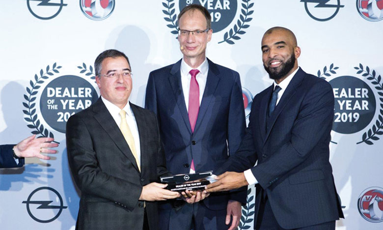 La Société marocaine de l'automobile allemande élue meilleur importateur