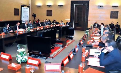 Première réunion de la Commission nationale de coordination des mesures de lutte et de prévention contre la traite des êtres humains