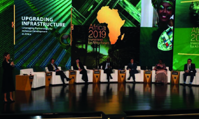 Le continent a besoin de 50 milliards de dollars d'investissements par an pour réaliser le développement durable