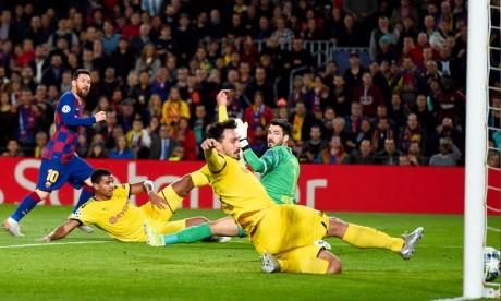 Ligue des champions : Le Barça se qualifie pour les 8es de finale