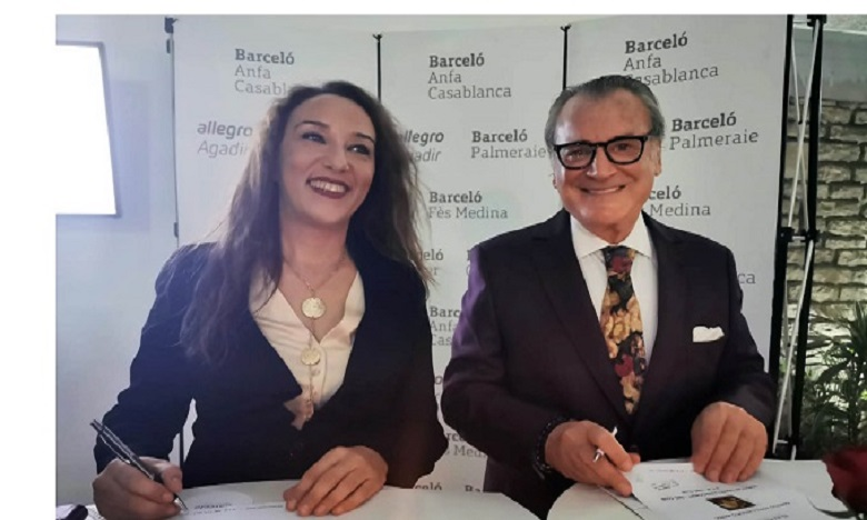 Barcelo et Moroccan Travel Management DMC Club signent un partenariat