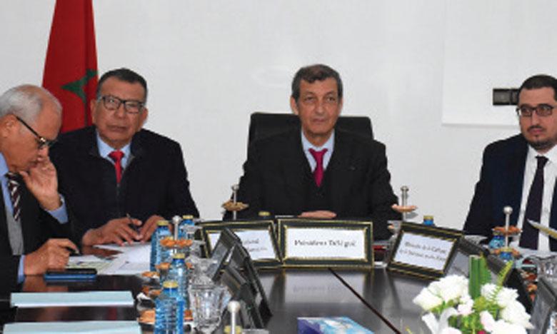 La Fédération tient son AGO à Rabat et prévoit un budget de 11 millions de DH pour l'exercice 2020
