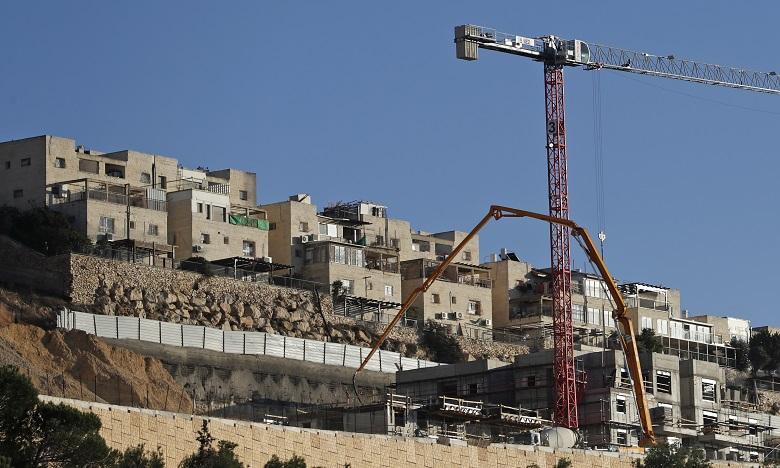 Colonies israéliennes: réunion d'urgence lundi à la Ligue arabe