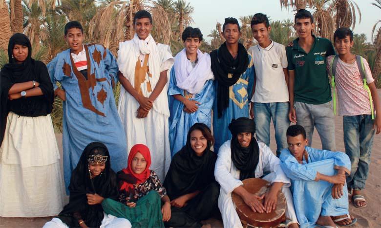 «Joudour Sahara», une éducation musicale pour les jeunes