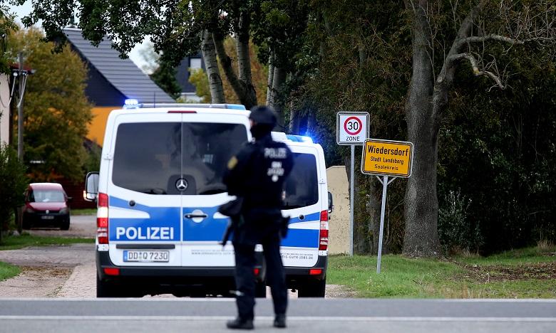 Trois jihadistes présumés arrêtés pour un projet d'attentat en Allemagne