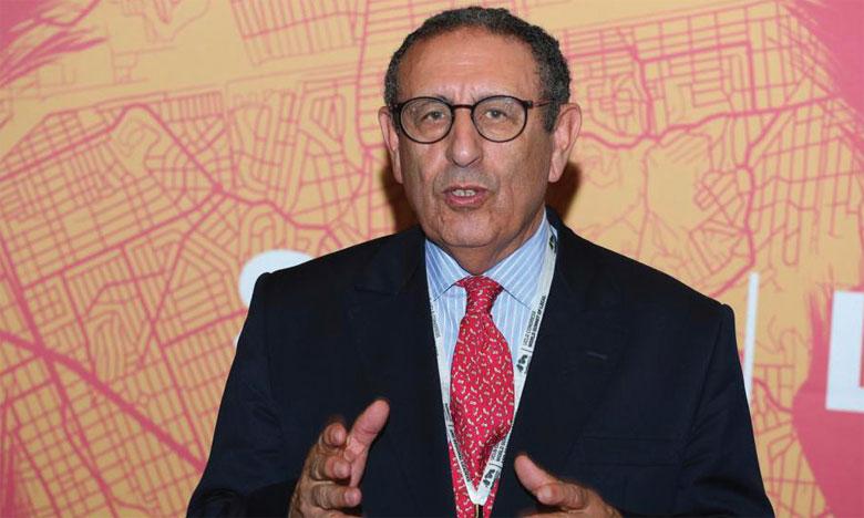 Youssef Amrani : L'élection de Mohamed Boudra à la tête de CGLU-Monde, l'expression d'une ambition africaine partagée