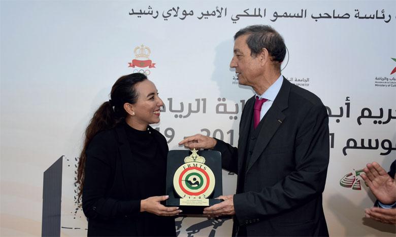Ibtissam Marirhi écrit une nouvelle page du tir sportif marocain