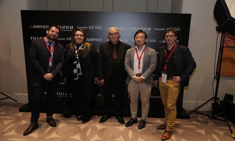 Arphot et Fujifilm lancent l'imprimante Frontier DE100