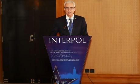 Le SG d'Interpol plaide à Marrakech pour une coopération transnationale