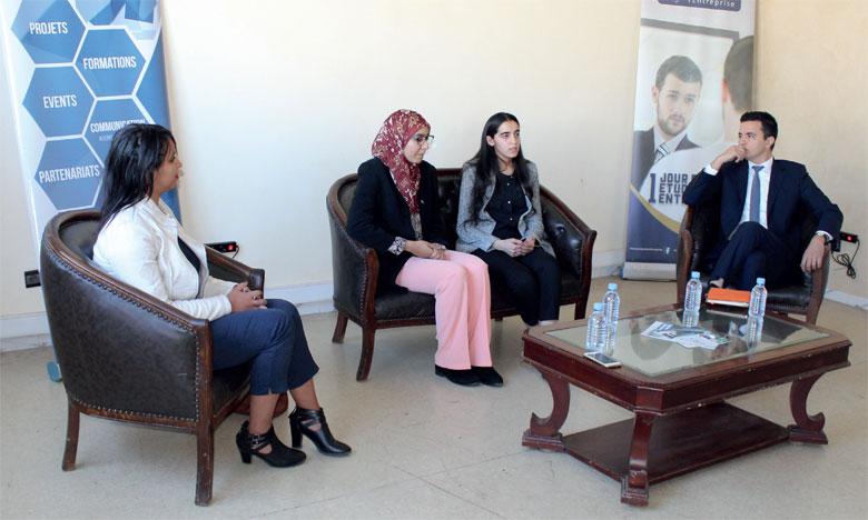 Hassania Junior Entreprise mobilisée  pour une certification aux normes ISO