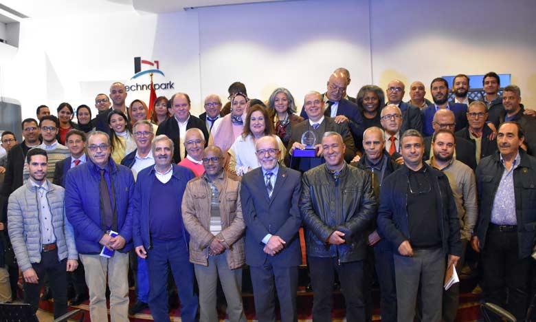 MODEM et ESPOD rendent un vibrant hommage à Mohammed Haitami, PDG du Groupe Le Matin