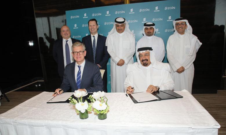 Zain choisit Ericsson pour la 5G à Bahreïn