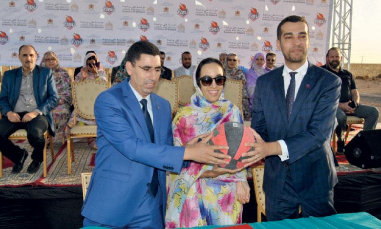 Un nouveau centre Tibu ouvre ses portes à El Ksabi