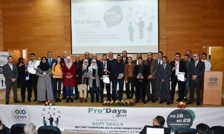 L'OFPPT lance la deuxième édition des Pro'Days
