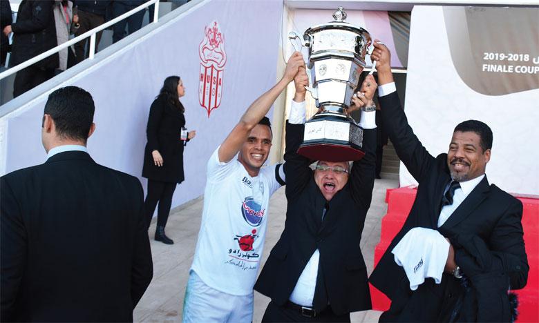 Mohamed Rahim, le symbole  d'un Tihad de Casablanca gagnant