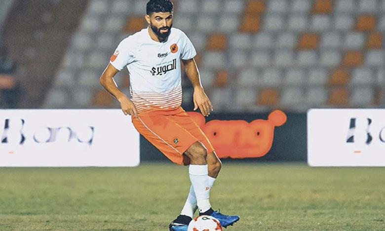 Bakr El Hilali suspendu 6 matchs, le cas de Yahya Jabrane en suspens jusqu'au 21 novembre