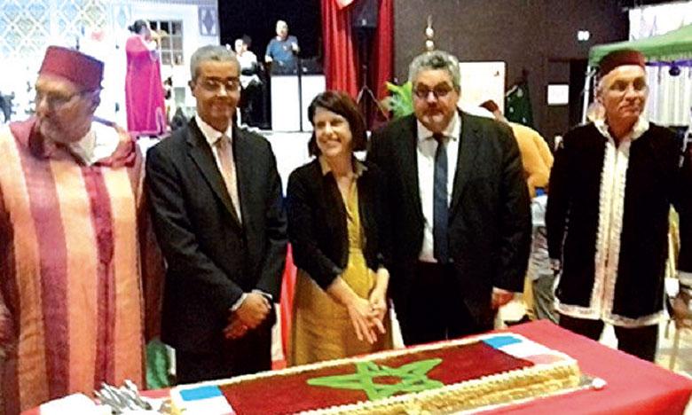 Une Semaine culturelle marocaine à Clermont-Ferrand en France