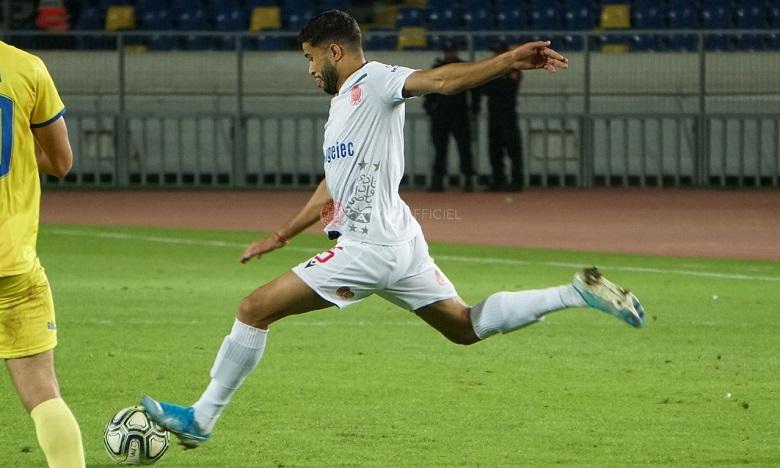 Yahya Jabrane écope d'une suspension de six matches fermes et d'une amende de 10.000 DH