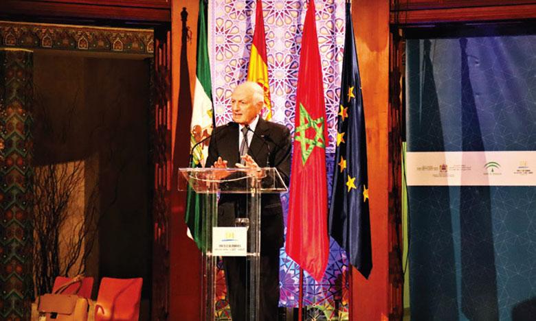 André Azoulay : «La Fondation des Trois Cultures est l'incarnation réussie de la capacité  d'anticipation du Maroc et sa profonde résilience»