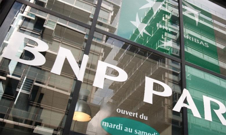 100 millions d'euros à mobiliser par BNP Paribas d'ici 2020