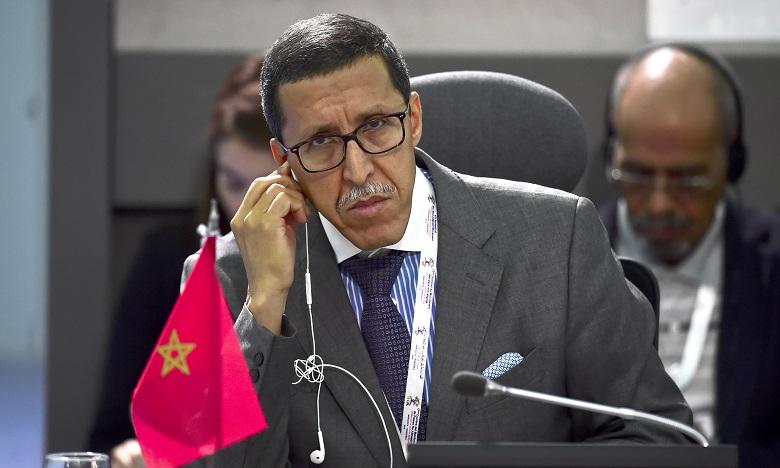 L'Ambassadeur Hilale cèdera son poste au Bangladesh à partir de janvier 2020, conformément au principe de la rotation entre les cinq groupes régionaux. Ph.DR