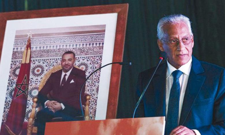 Mohamed Saleh Tamek a mis l'accent sur l'importance de l'indépendance socio-économique de la femme détenue après sa libération.