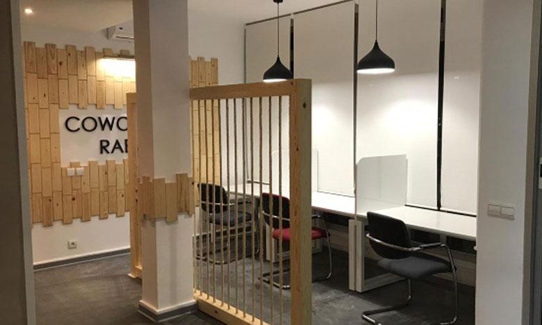 Le Coworking de Rabat ouvre  aujourd'hui ses portes