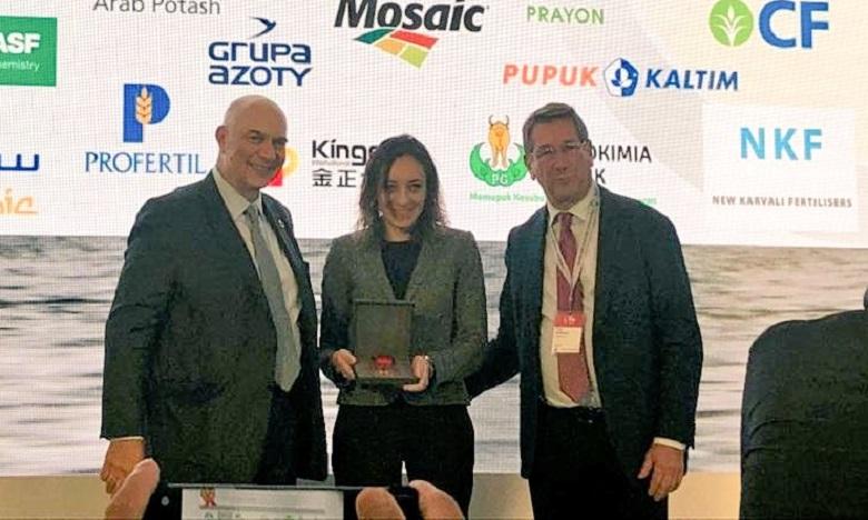 OCP décroche l'«IFA's 2019 Industry Stewardship Gold Medal»