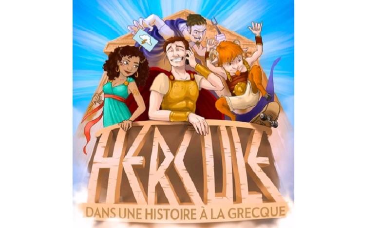 """""""Hercule dans une histoire à la grecque"""" au Megarama Casablanca"""