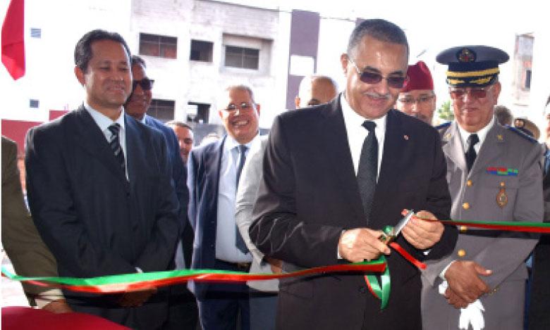 Au quartier «Alliance Darna», à Mehdia, il a été procédé à l'inauguration d'un centre de santé qui bénéficiera à une population estimée à 13.964 habitants.