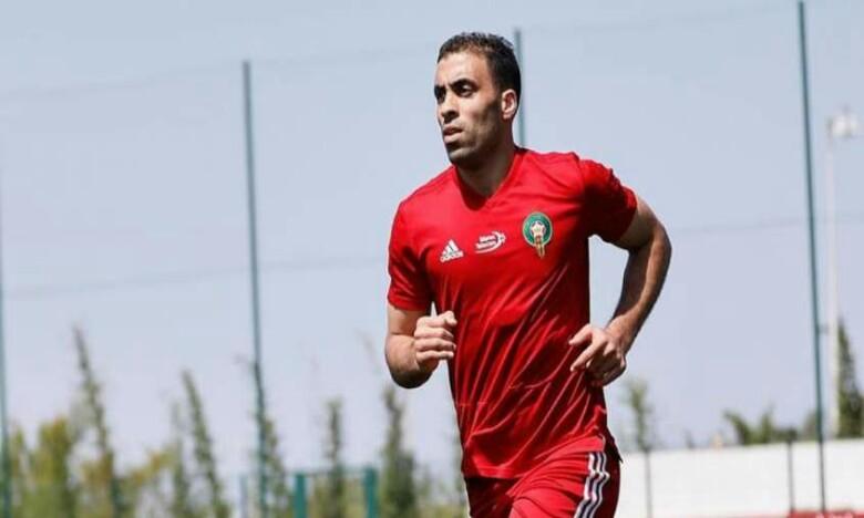Abderrazak Hamdallah met un terme à sa carrière internationale