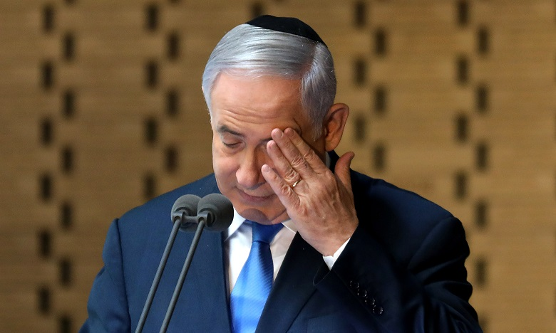 Pour la première fois de son histoire, Israël se réveille avec un Premier ministre inculpé. Ph. AFP