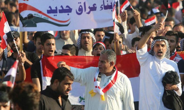 L'Irak est en proie à des manifestations et des violences depuis le 1er octobre qui ont déjà fait plus de 270 morts, en majorité des manifestants. Ph. Reuters