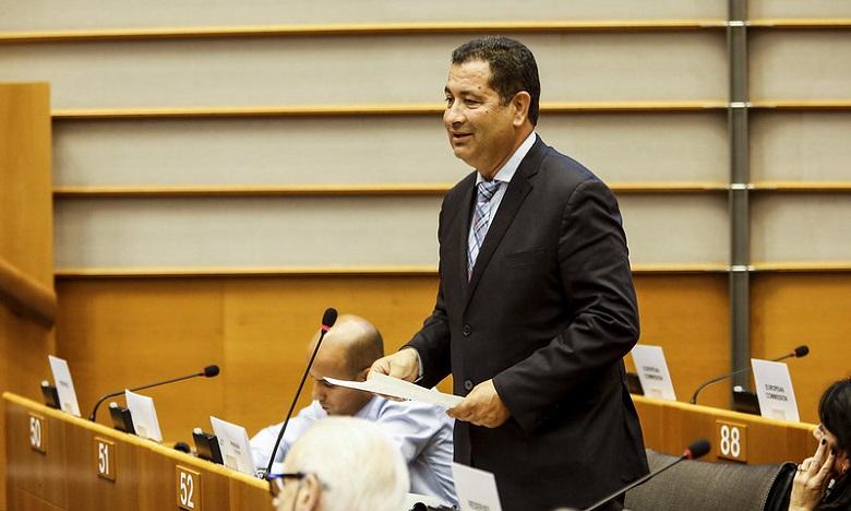 Mohamed Boudra élu président de CGLU-Monde