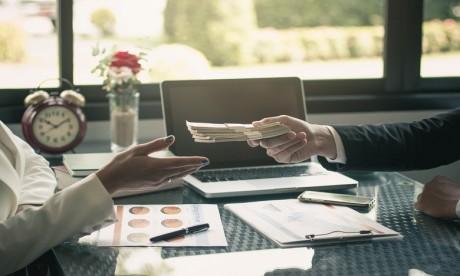 Crédit bancaire :  Quasi-stagnation à 5,1% en septembre