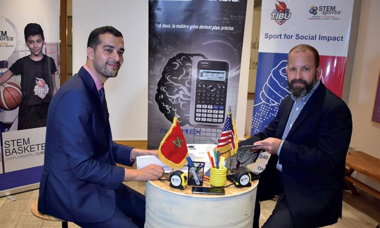 Tibu Maroc devient le représentant officiel de STEM Sports au Maroc