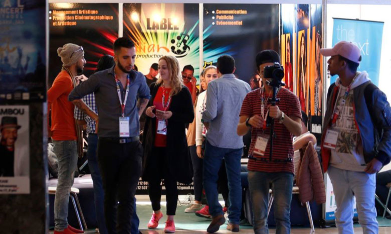 Le 6e Visa For Music à Rabat