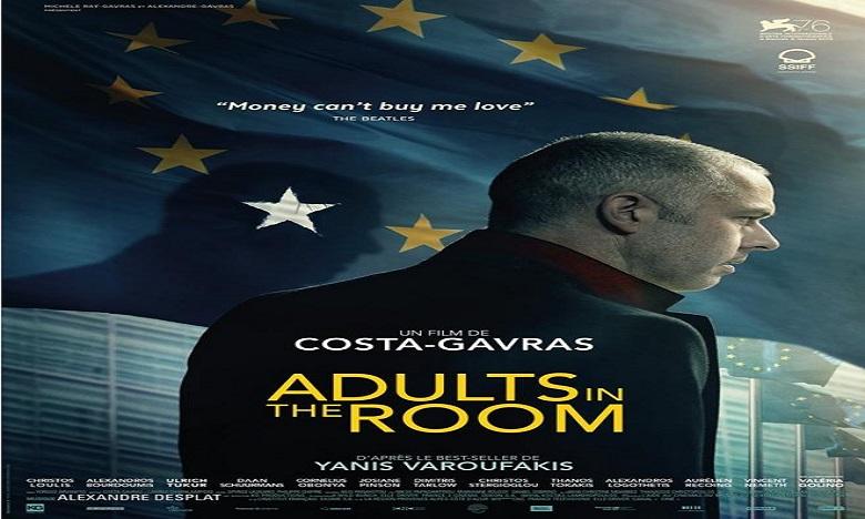 Le réalisateur Costa Gavras présente son dernier film «Adults in the room»