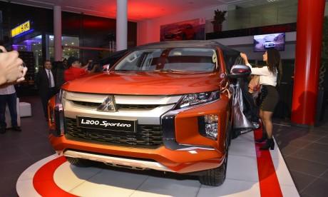 Mitsubishi L200 : La 6e génération officiellement dévoilée