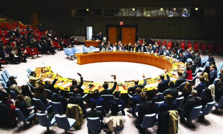Le Conseil de sécurité salue le rôle des Commissions régionales du CNDH à Laâyoune et Dakhla