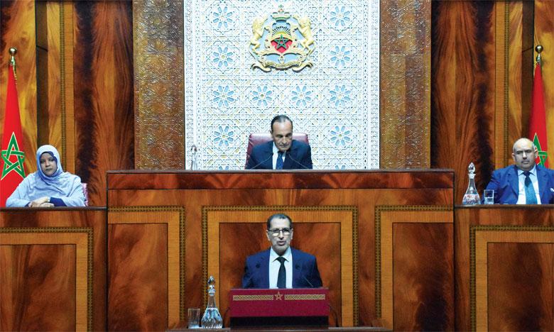 Saâd Eddine El Othmani : Les exportations du secteur industriel ont dépassé 235 milliards de dirhams à fin octobre dernier