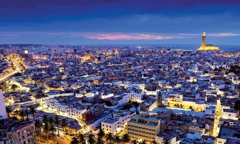 Casablanca, la ville des milles et une contradictions. Ph: DR