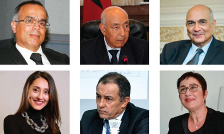 Quels sont les membres de la Commission spéciale sur le Modèle de développement ?