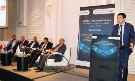 Blockchain, les exportateurs doivent-ils foncer ?