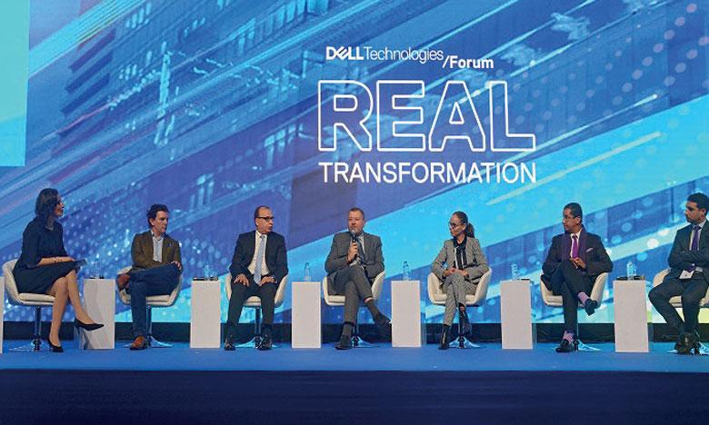 Le Dell Technologies Forum 2019 a permis de traiter plusieurs thématiques  dans le cadre d'ateliers spécifiques animés par des experts de Dell Technologies.